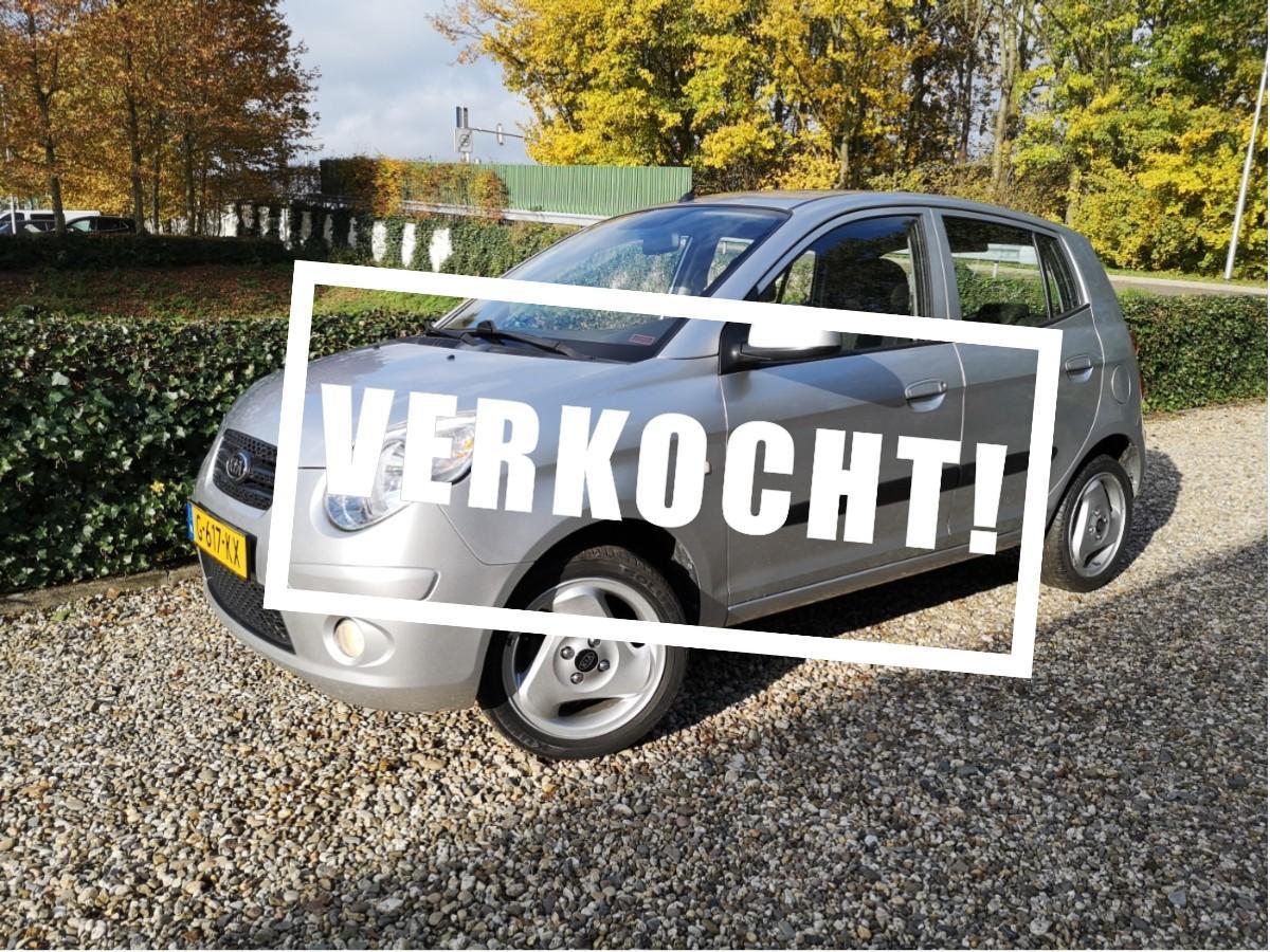 Kia Picanto 10 Seven Auto Elstnl