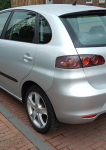 Seat Ibiza links achter